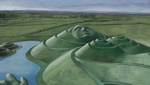 lady of the north northumberlandia